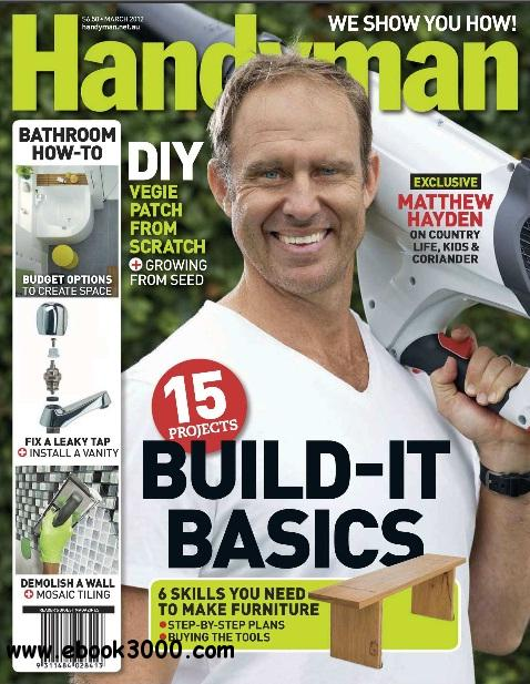 Handyman (Australian) - March 2012 free download