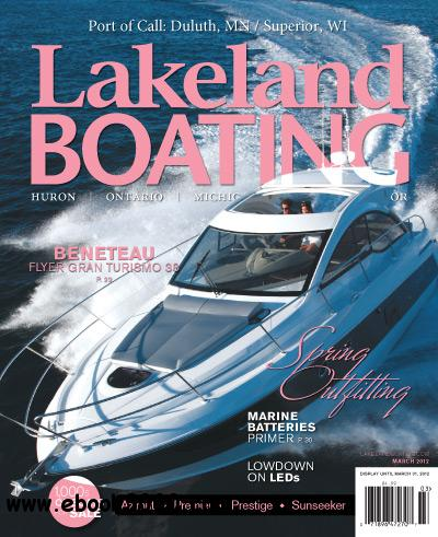 Lakeland Boating - March 2012 free download