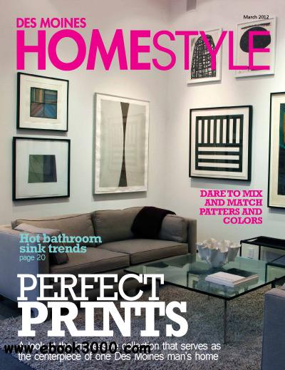 Des Moines Homestyle - March 2012 free download