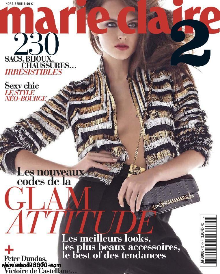 Marie Claire 2 Hors-Serie 15-Collection Printemps-Ete 2012 free download