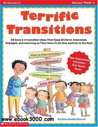 Terrific Transitions (Grades PreK-1) free download