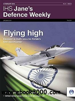Jane's Defence Weekly - 8 February 2012 free download