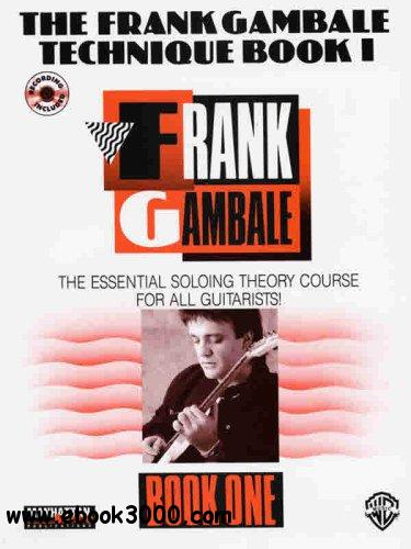 The Frank Gambale Technique Book I free download