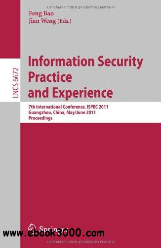 Information Security Practice and Experience free download