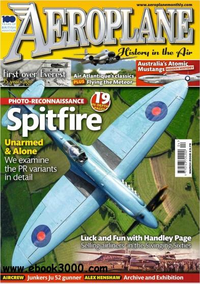 Aeroplane Monthly - April 2008 free download