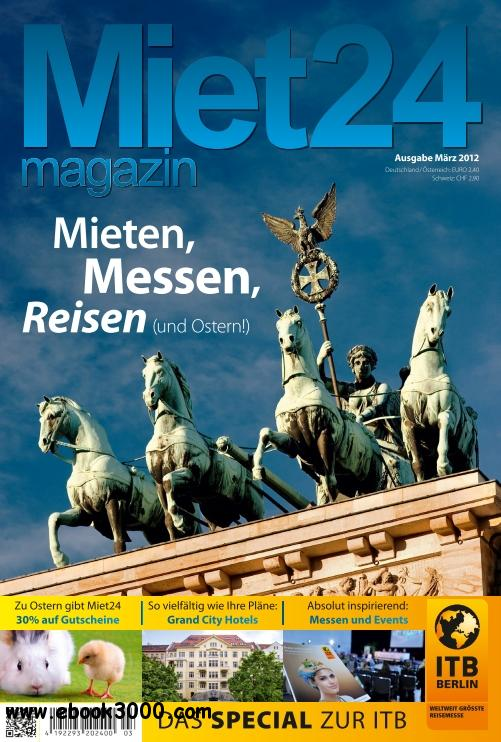 Miet24 - Marz 2012 free download