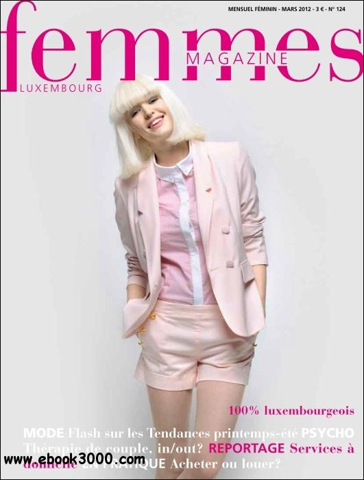 Femmes Magazine - Mars 2012 free download