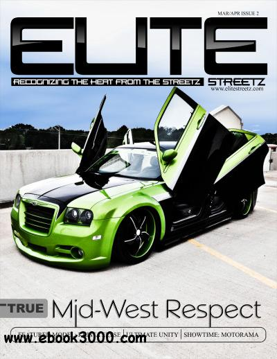 Elite Streetz - March/April 2012 free download