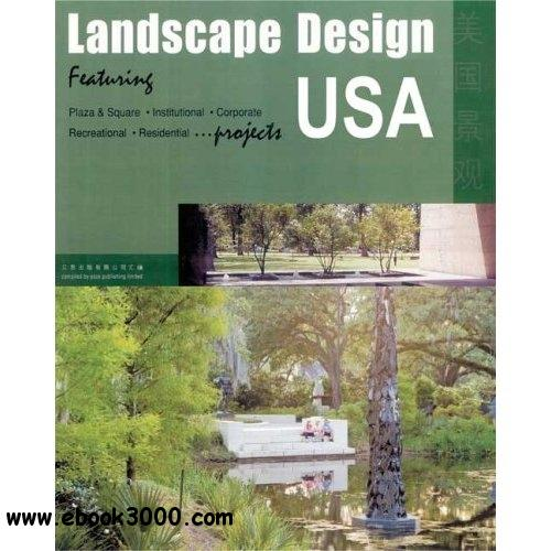 Landscape design USA free download