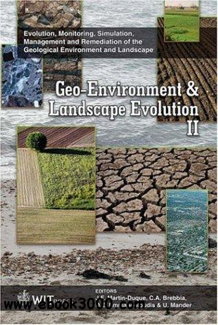 Geo-environment And Landscape Evolution II free download