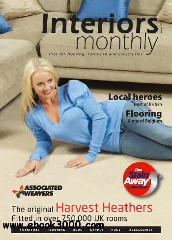 Interiors Monthly - March 2012 free download