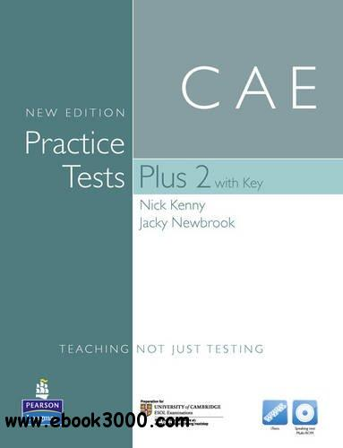 Practice Tests Plus CAE 2 New Edition with Key (with Audio CD) free download