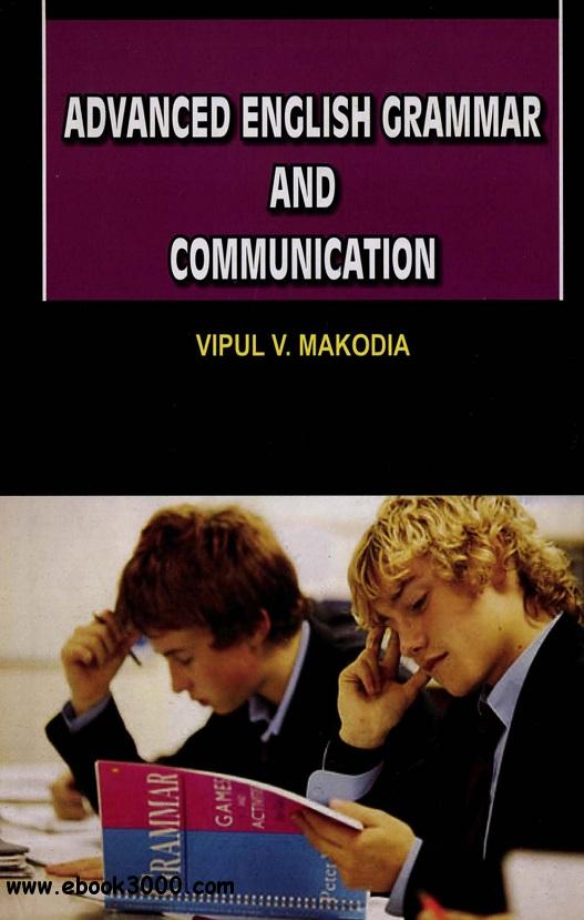 Advanced English Grammar and Communication free download