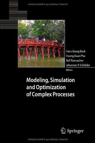 Modeling, Simulation and Optimization of Complex Processes free download