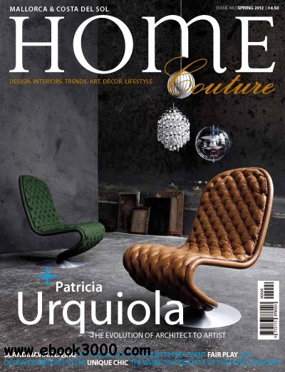 Home Couture issue 6 - Spring 2012 free download