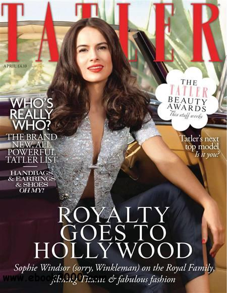 Tatler - April 2012 free download