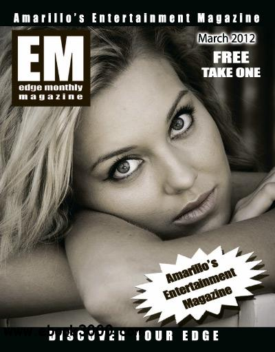 Edge Monthly - March 2012 free download