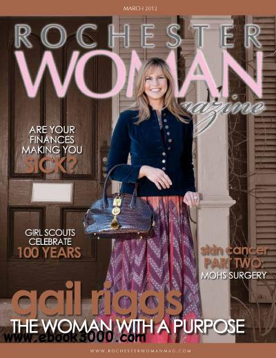 Rochester Woman - March 2012 free download