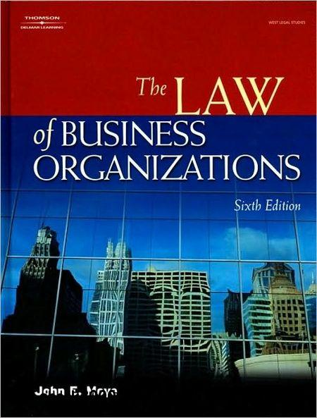 The Law of Business Organizations, 6th Edition free download