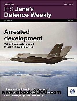 Jane's Defence Weekly - 7 March 2012 free download