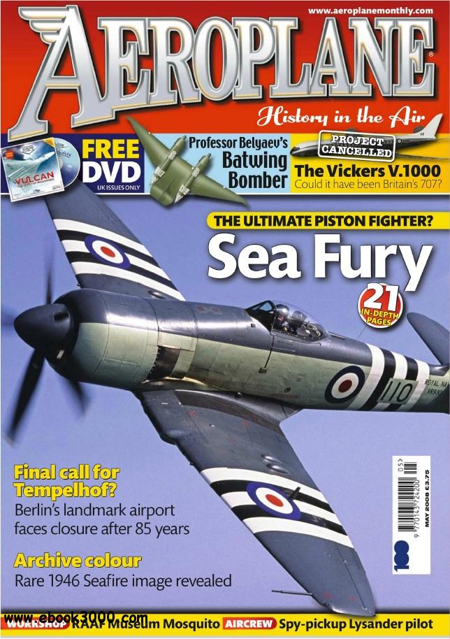 Aeroplane Monthly - May 2008 free download