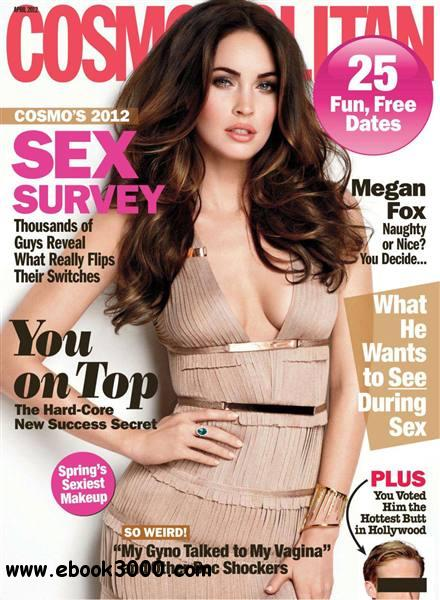 Cosmopolitan USA - April 2012 free download