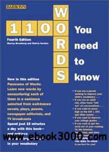 1100 Words You Need to Know free download