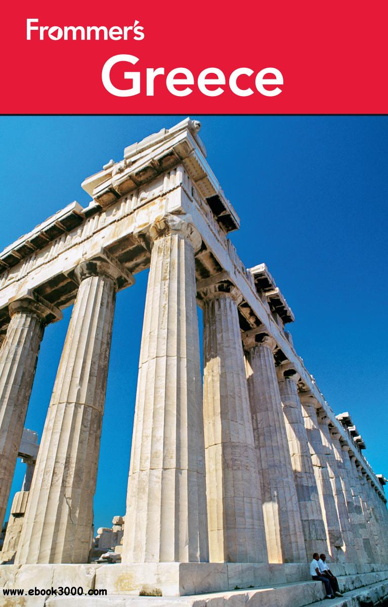 Frommer's Greece free download