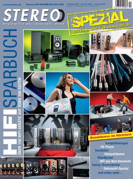 Stereo Magazin Sonderheft Hifi-Sparbuch No 02 2009 free download
