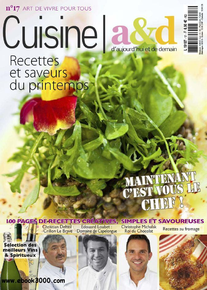 Cuisine a&d 17-Mars-Avril 2012 free download