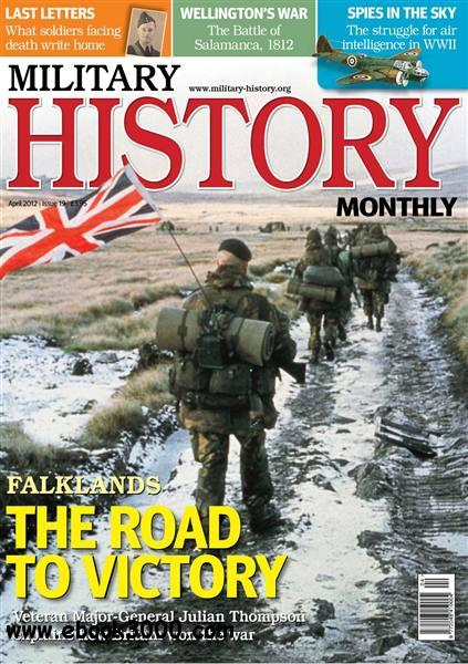 Military Times - April 2012 free download
