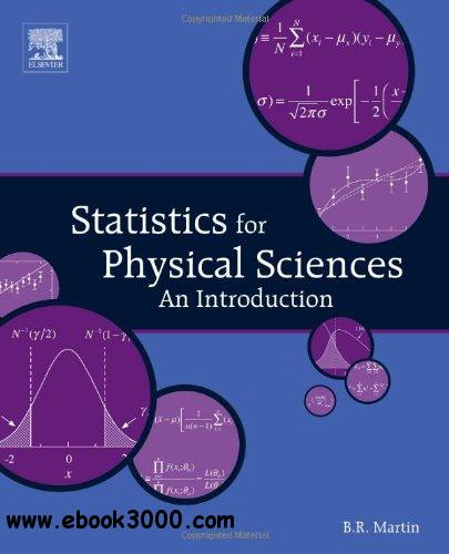 Statistics for Physical Sciences: An Introduction free download