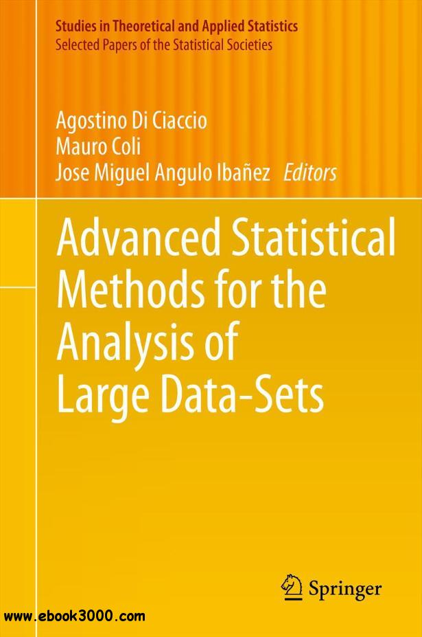 datasets for statistical analysis Datasets for statistical analysis - essays & researches written by high class writers experienced writers, quality services, timely delivery and other advantages can.