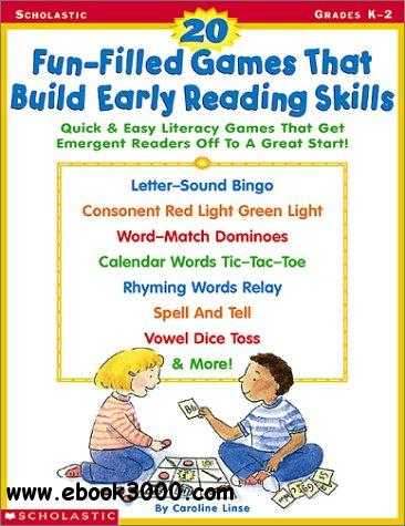20 Fun-Filled Games That Build Early Reading Skills free download