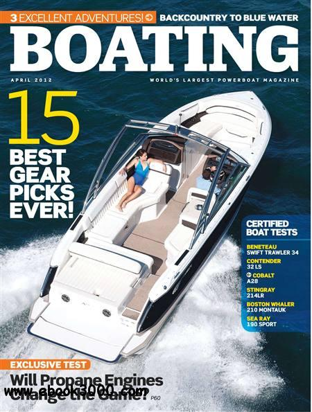 Boating - April 2012 free download