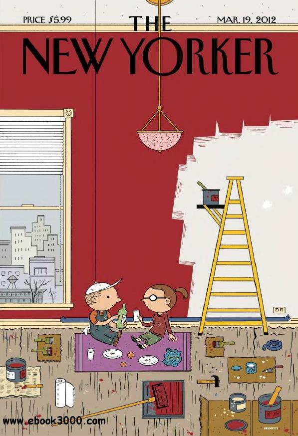The New Yorker - March 19, 2012 free download