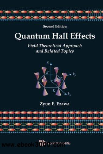 Quantum Hall Effects: Field Theorectical Approach and Related Topics free download
