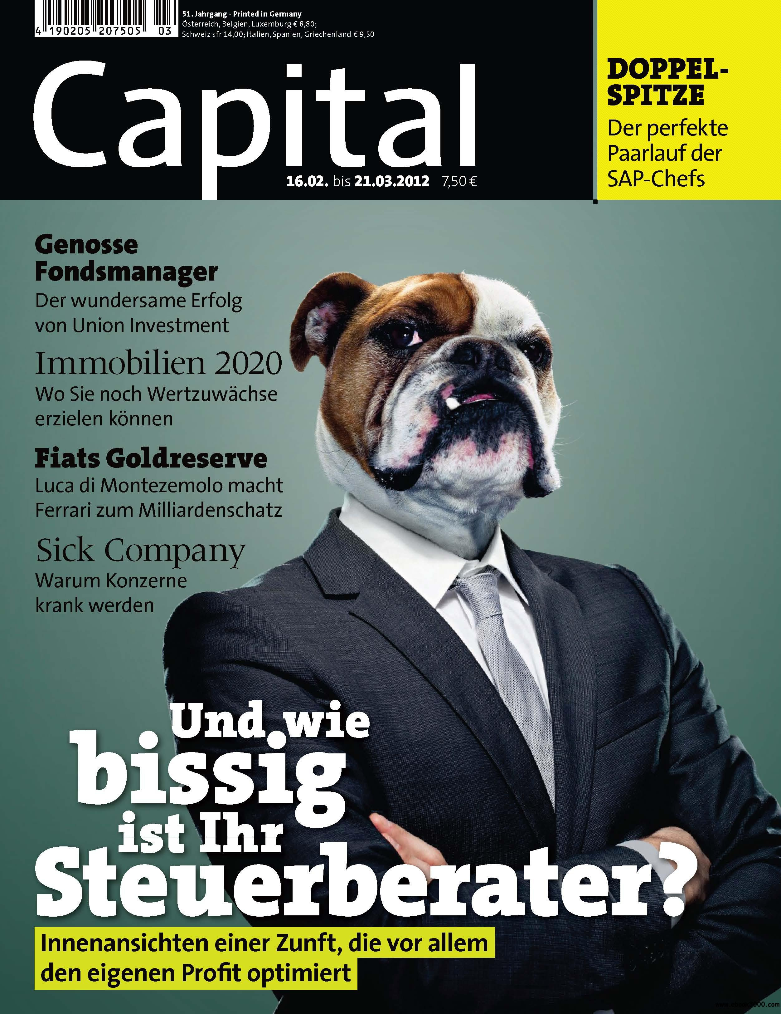Capital Marz Nr 03 2012 free download