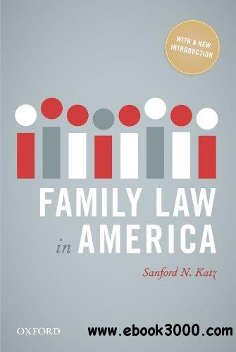 Family Law in America free download