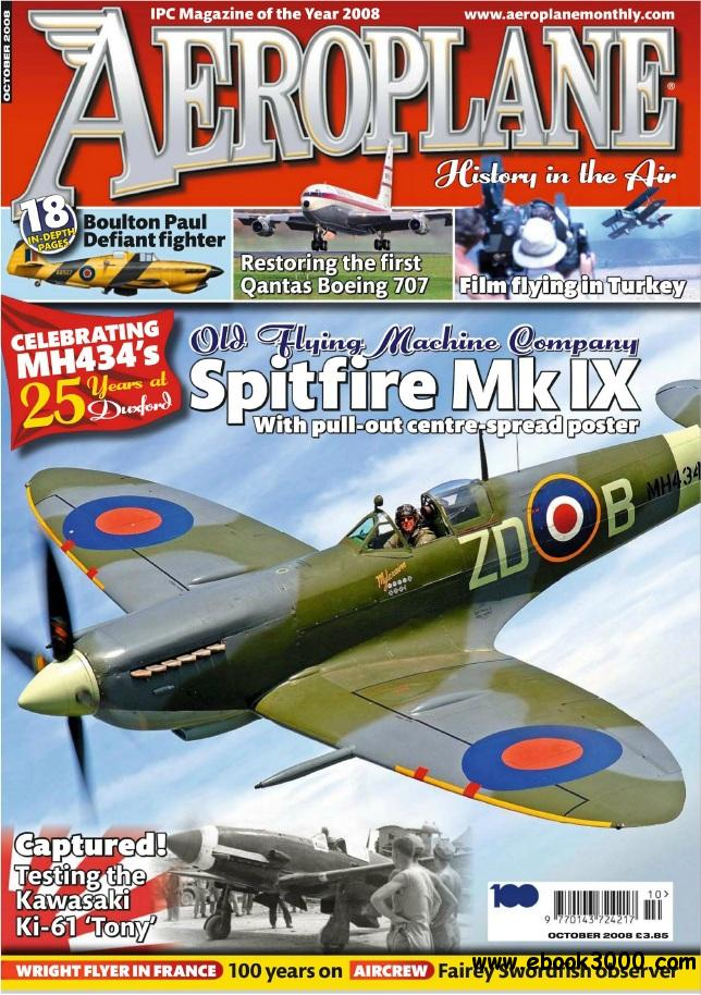 Aeroplane Monthly - October 2008 download dree
