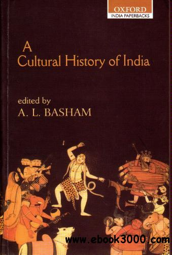A Cultural History of India free download
