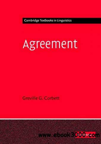 Agreement (Cambridge Textbooks in Linguistics) free download