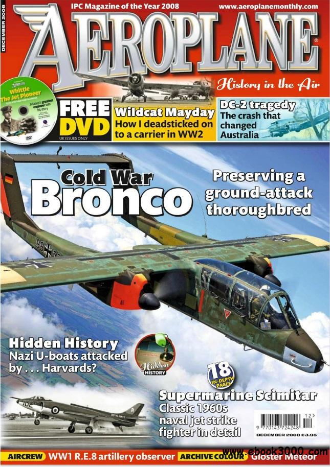Aeroplane Monthly - December 2008 free download