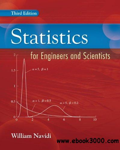 Statistics for Engineers and Scientists free download