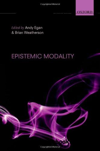 Epistemic Modality free download