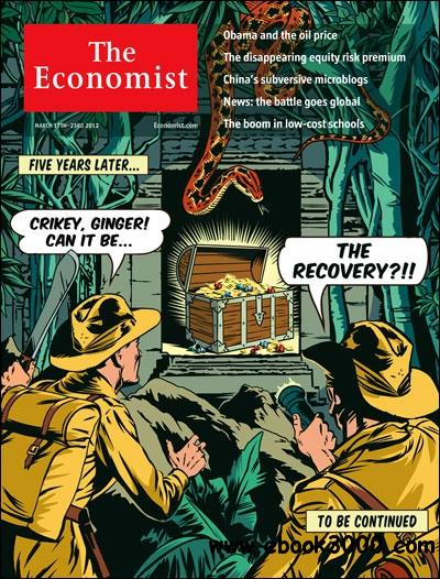 The Economist, for Kindle - March 17th free download