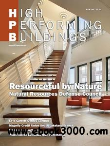 High Performing Buildings - Spring 2012 free download
