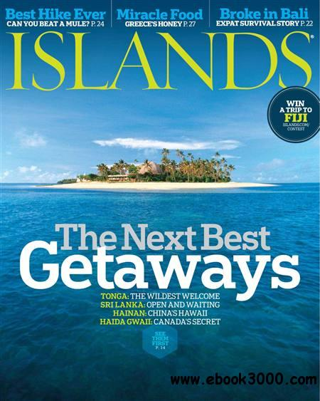 Islands - April/May 2012 free download