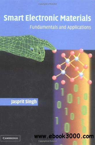 Smart Electronic Materials: Fundamentals and Applications free download