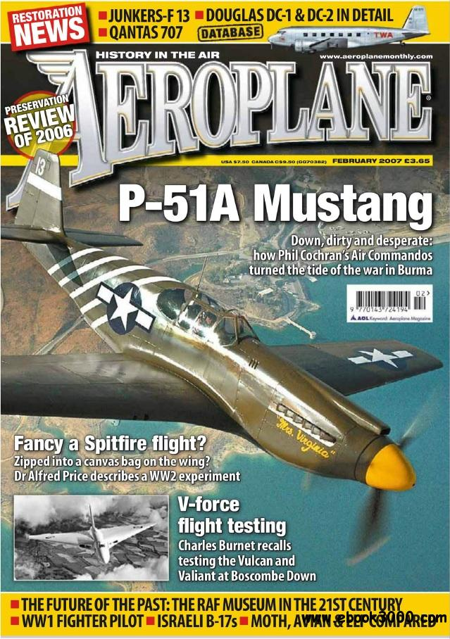 Aeroplane Monthly - February 2007 free download